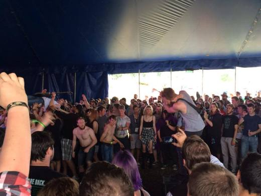 Chaos at 2000 Trees // Baby Godzilla
