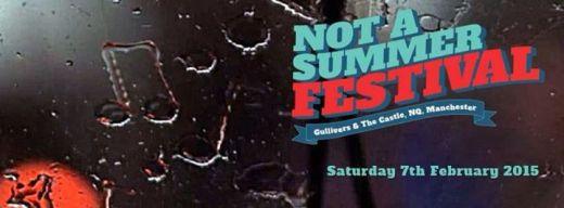 Not A Summer Festival 2015