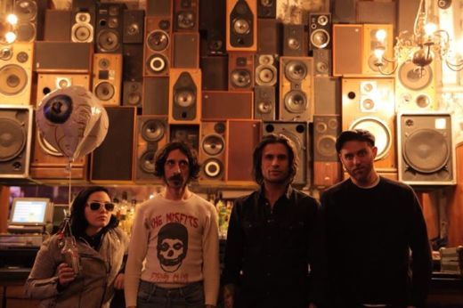 TURBOWOLF at Manchester's Deaf Institute, Dec '14
