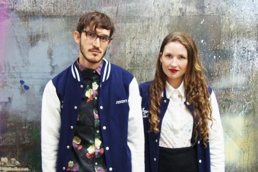 Dreamy indie-pop duo Summer Camp