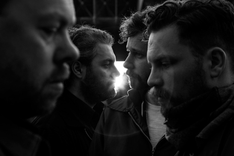 Dan Mangan + Blacksmith - The Deaf Institute, Manchester 24/4/15