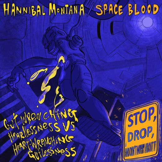 Space Blood Split