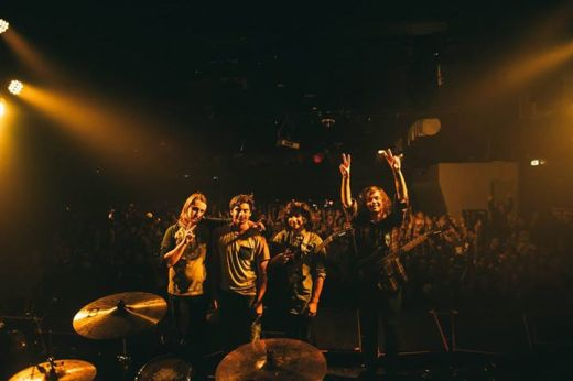 CHON at The Electric Ballroom in London