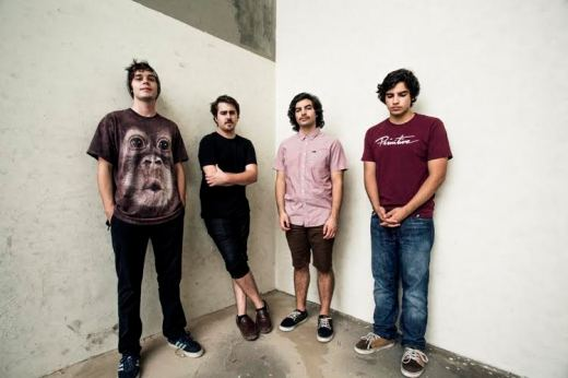 Californian quartet CHON