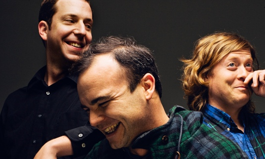 Future Islands - Manchester Academy 8/9/15