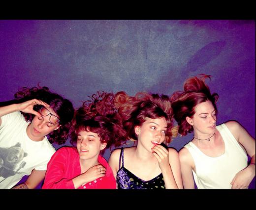 London based quartet The Big Moon