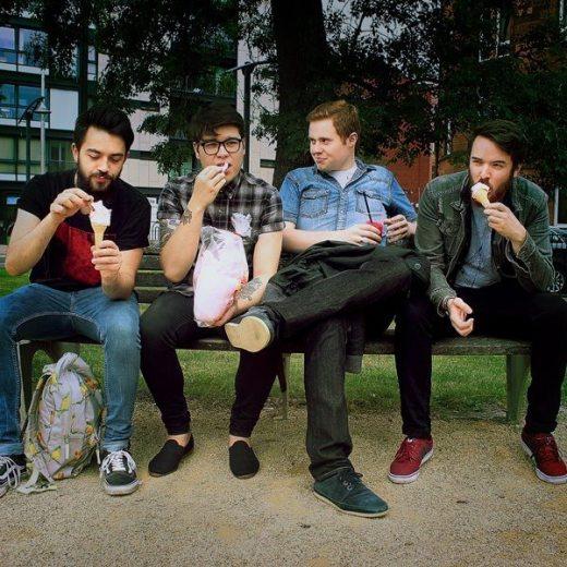 Scottish instrumental post-rock quartet VASA