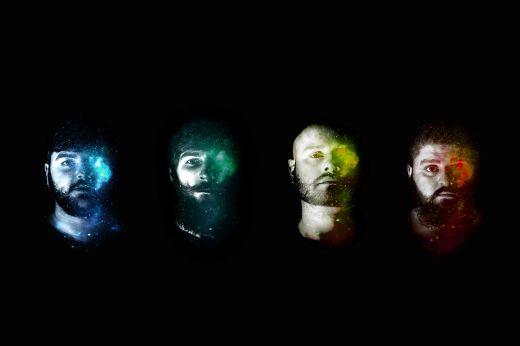 Scottish math-rock instrumentalists Dialects