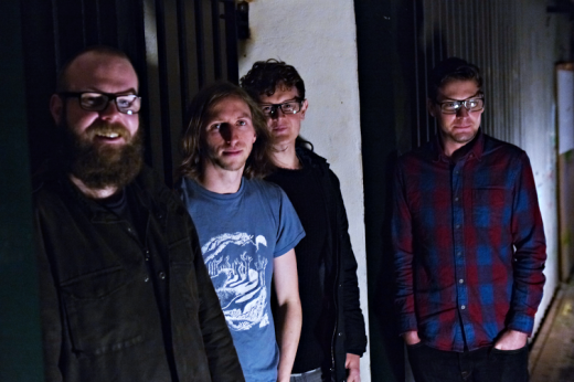 Exclusive: Stream new single 'Don't Go Off' from 'Adversaries' – The debut album by Masts