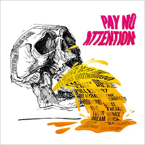 'Pay No Attention' - The Too Pure Singles Club release for Record Store Day 2016