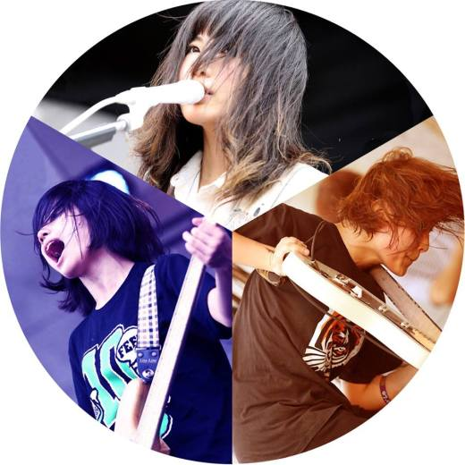 Wonderful Japanese trio TRICOT