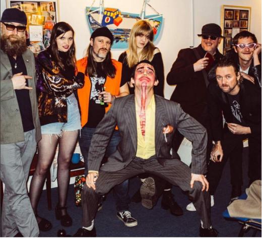 Johnny Rocket & Friends
