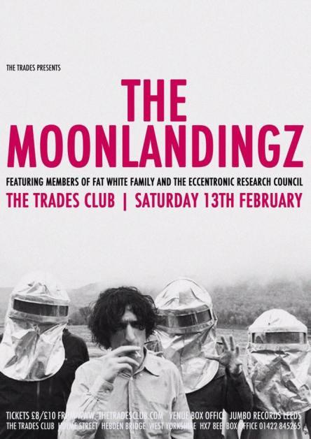 Live Review from The Moonlandingz in Hebden Bridge