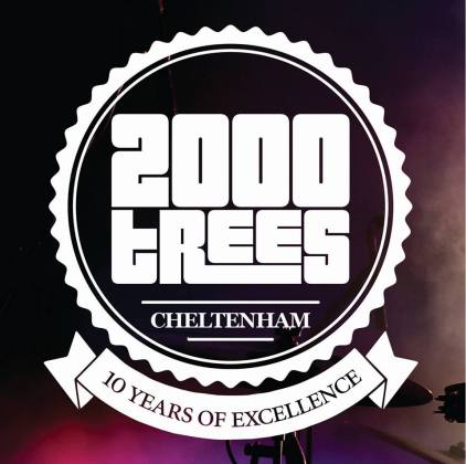 10 Years of Excellence - 2000trees returns for 2016!