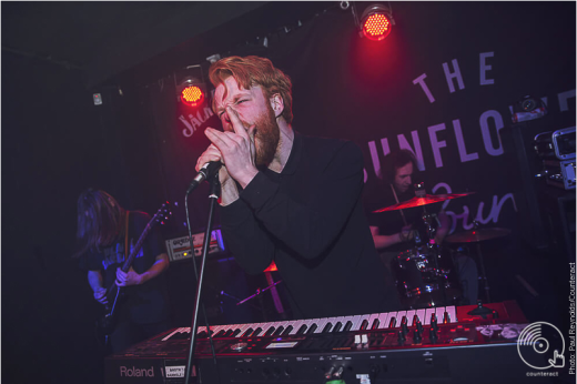 Weirds at Birmingham's Sunflower Lounge (Photo Credit: Paul Reynolds)
