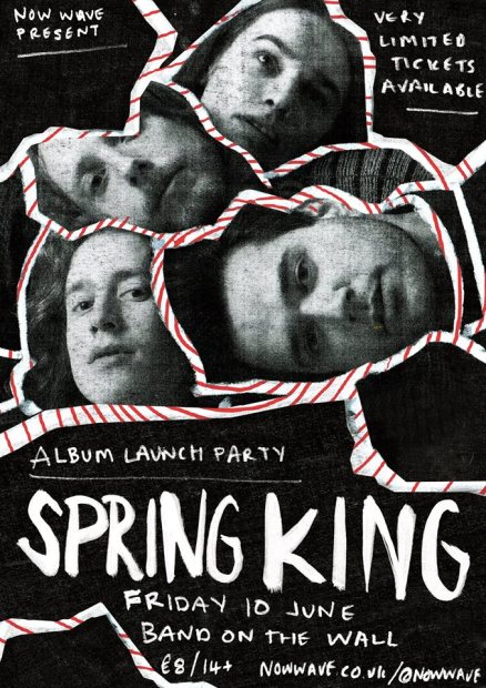 Spring King – Band On The Wall, Manchester 10/6/16