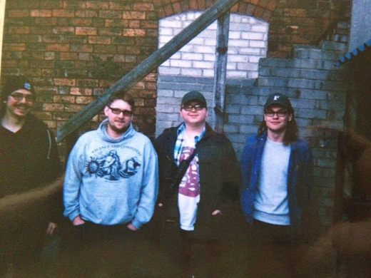 Listen to the debut offering from Birmingham's Outlander