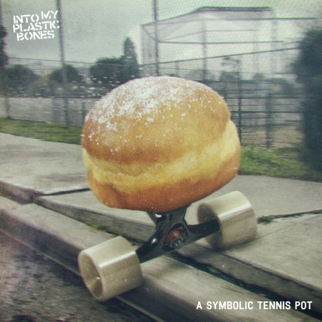 INTO MY PLASTIC BONES - A Symbolic Tennis Pot