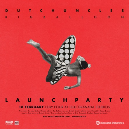 Dutch Uncles -Low Four Studio, Manchester 18/2/17