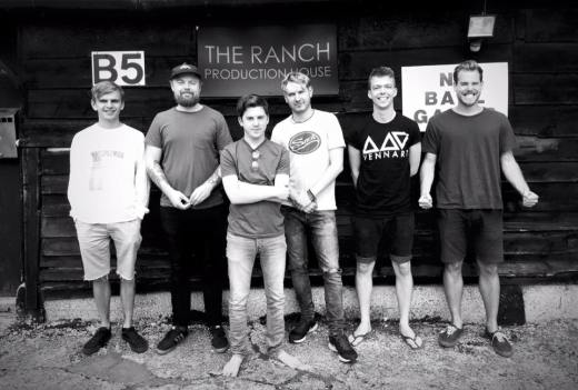 Watch Cal Banda in the studio on new single 'Mommy, What's Wrong With That Man's Face?'