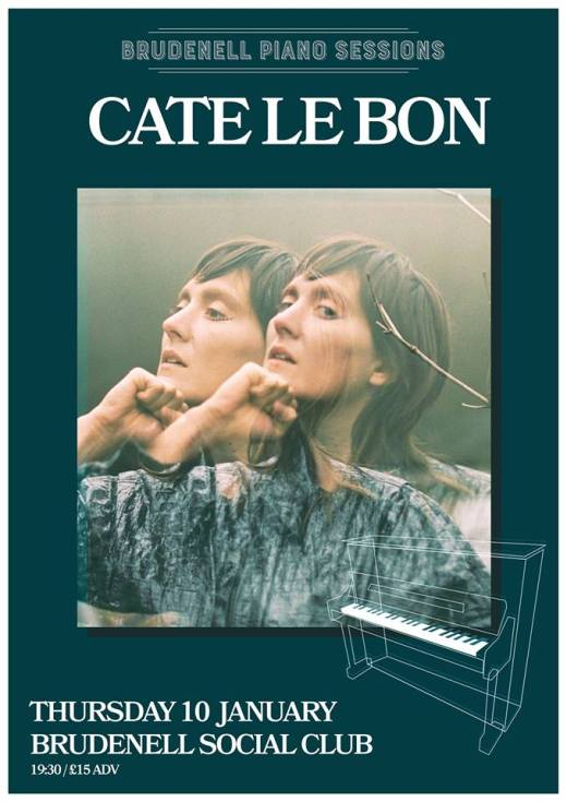 143b4da0b194 Live Review  Cate Le Bon at Brudenell Social Club in Leeds 10 January 2019
